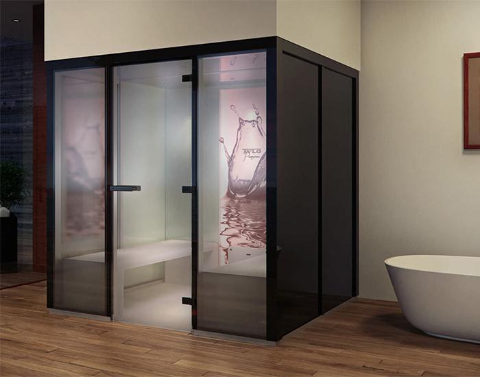cabine panacea hammam et cabines sme soci t pour la ma trise de l 39 eau. Black Bedroom Furniture Sets. Home Design Ideas